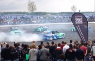 Drift Show Falken @ Tuning World Bodensee 2014