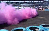 Driften Burnout Farbiger Rauch Nissan 350Z Reibrennen