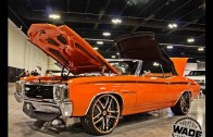 Dub Show Atlanta : 72 Chevelle on 22″ Staggered Forgiatos