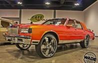 Dub Show Atlanta : Ant's Outrageous Box on 26″ Amani Forged Wheels