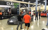 DUB SHOW TOUR at the Miami Beach Convention Center, Custom Cars