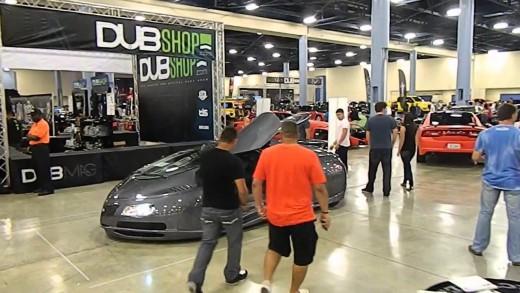 Dub Show Tour At The Miami Beach Convention Center Custom Cars