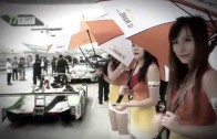 [EPM] 2014 Asian Le Mans Series #AsianLMS | 3 Hours of Shanghai | Grid Girl Glitz