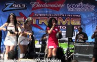 Extreme Auto Fest 2011 – San Diego – Promotional Race Queen girl