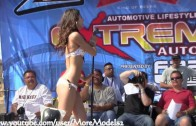Extreme Auto Fest 2011 – San Diego – Bikini Contest – Hot Sexy – 3 of 5
