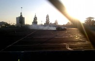 Extreme Autofest 05/11/13 Angels Stadium Drifting #19
