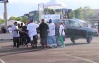 Extreme Autofest 2014 Car hopping fire (san diego)