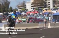 Extreme AutoFest at Qualcomm Stadium @MotoMilitant #itsmoto #teammotomiliant