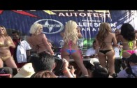 Extreme Autofest Bikini Contest – Anaheim 2012- ANGEL STADIUM.