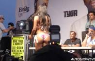 Extreme Autofest Bikini contest – Anaheim 2014 – Part 6
