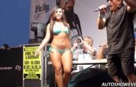 Extreme Autofest Bikini contest Anaheim 2014 Part 7