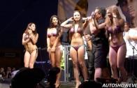 Extreme Autofest Bikini contest Anaheim 2014 Part 10