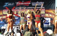 Extreme Autofest/Low Riderfest at Qualcomm Stadium (Bikini Contest) – 29 Jul 2012