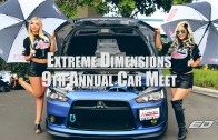 Extreme Dimensions | 9th Annual Charity Car Show / Meet (HD)