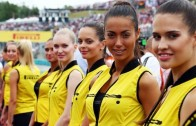F1 SEXY Grid Girls