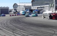 Falken Drift Show at TuningWorld Bodensee 2012 by Toms Motorsport