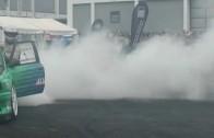 Falken Drift Show BMW Tuning World Bodensee