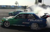Falken Drift Show Tuning World Bodensee 2011