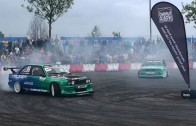 Falken Drift Team – 3 BMW 's  Part 1 – Tuning World Bodensee 2013 – Burnout Drift Show