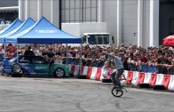 Falken Driftshow 2011 Tuning World Bodensee (07.05.11) BMX Intro