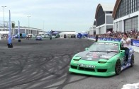 Falken Driftshow @ Tuning World Bodensee 2012 in HD
