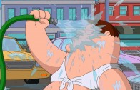 Family Guy trifft Die Simpsons – Sexy Car Wash Scene   [HD] Deutsch