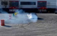 Ford Focus  Tuning Show Drift Auto 2015