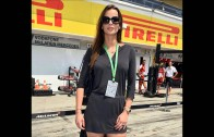 Formel 1 2013 – 10. Rennen – Ungarn Grand Prix – Sexy Grid Girls!!! – Part 1/2
