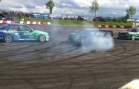 friedrichshafen tuning world bodensee 2013 drift part 1