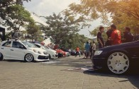 Garut Car Modification Contest with THRIVE and BYCOM