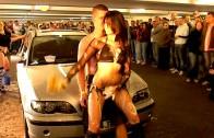 geblickfickt.de hot Car Wash sexy Velina Girls