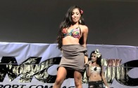 Genevieve Chanelle @ Motion Super Show 2011 Bikini Contest