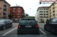 GOLF 3 GTI vs GOLF 5 Street Race