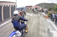 Greymouth street race 2011 Super motard