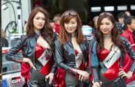 Grid Girls – 24 Stunden Nürburgring 2014