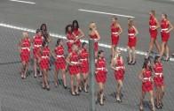 Grid Girls @ Autodromo Nazionale di Monza, Italy 8.9.2012