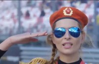 Grid Girls   DTM Moscow 2015