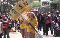 Grid-Girls – DTM Wiesbaden – 10.04.11
