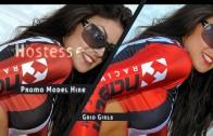 Diana Sparks with a Custom ZX14 Sportbike