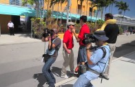 Grid Girls Take Over Grand Prix of Miami