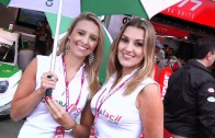 Gridgirls, Pitbabes and promogirls of the WTCC 2011 season! part 1