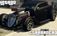 GTA 5 Cars Tuning Arrancada Show #2 Hot Rod Ford 1930 – PORÃO DOS GAMES