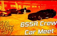 GTA 5 Online | Six Star Street Racers – Car Meet, Drifting, Drag Racing and Cruising!