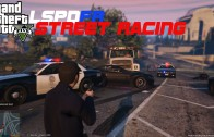 GTA 5 PC LSPDFR Illegal Street Racing [Long Patrol – low commentary]