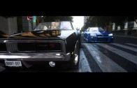 GTA IV :: Skyline R34 vs 1969 Charger | Street Race
