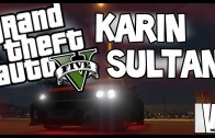 GTA: [Let's Show my Car] Karin Sultan tuning
