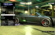 "GTA V – Pimp My Ride | Obey 9F Cabrio Sports ""Audi R8"" Car Tuning Customization (GTA V)"