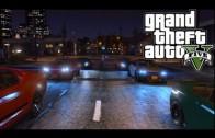 GTA V – Street Car Race