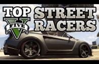 GTA V Top 5 Custom Cars : Street Racers (Buffalo, Sentinel XS, Feltzer, Sultan, Elegy RH8)