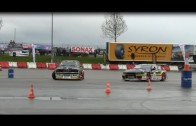 Gymkhana Drift Training @ Tuning World Bodensee 2015 – pure sound